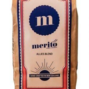Fresh Coffee Beans from Bean Merchant. Allies blend.