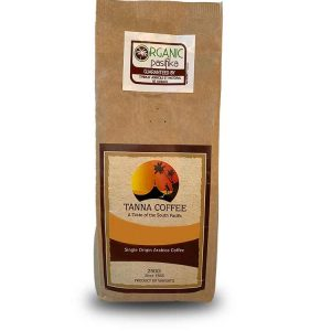 an incredible bag of coffee sold by bean merchant