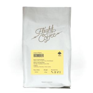 Bomber Coffee beans